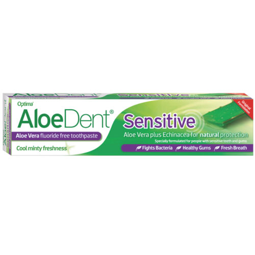 Hambapasta tundlikele hammastele AloeDent