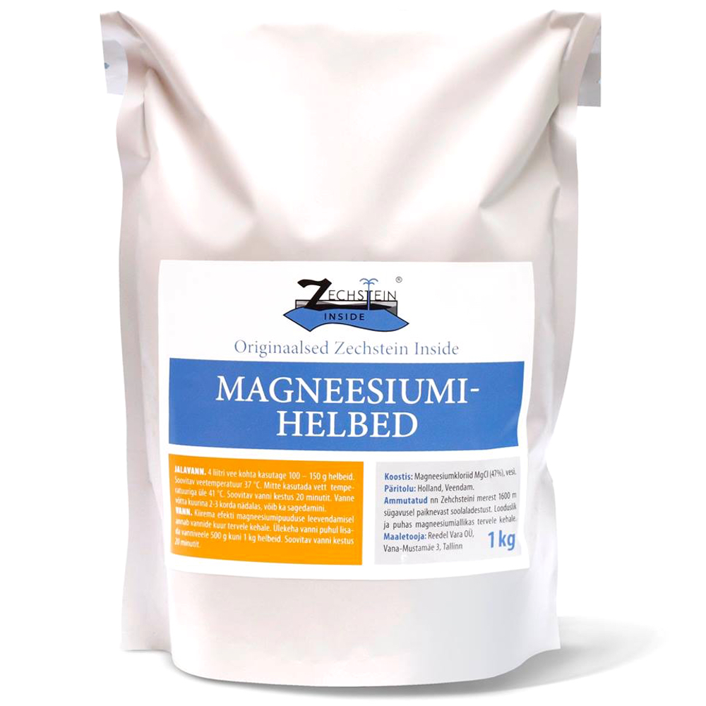 Magneesiumihelbed Zechstein Inside 1kg
