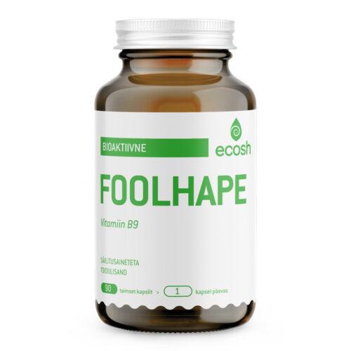 Foolhape bioaktiivne Ecosh 90 kapslit