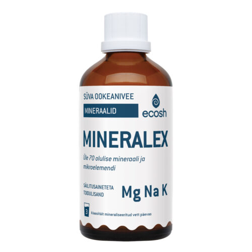 Mineraalide kompleks Mineralex Ecosh 100 ml