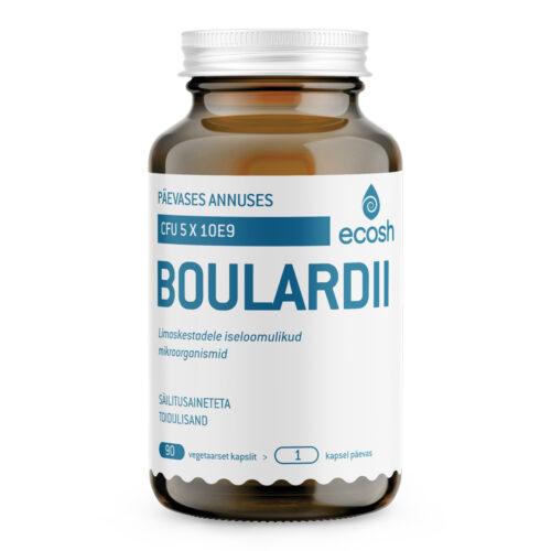 Probiootikum Boulardii Ecosh 90 kapslit