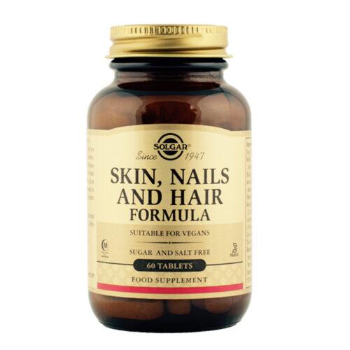 Skin, nails and hair Solgar 60 tabl