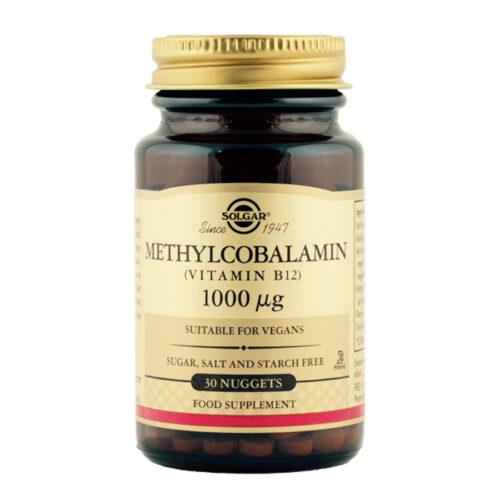 Vitamiin B12 1000 µg Solgar 30 tabl