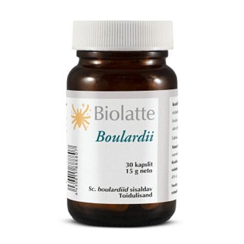 Probiootikum Boulardii Biolatte 30 kapslit
