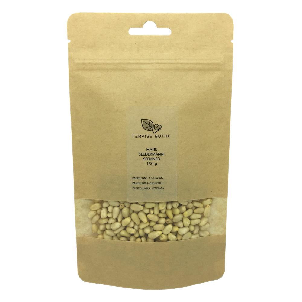 Seedermänni seemned mahe 150g